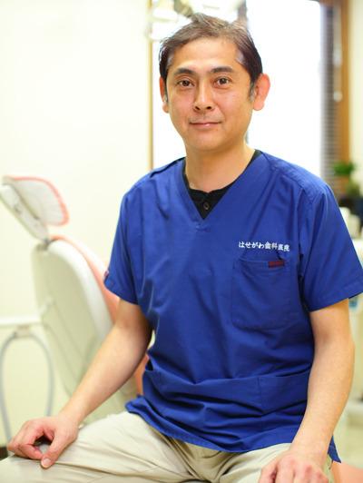 医師長谷川尚(はせがわなお)