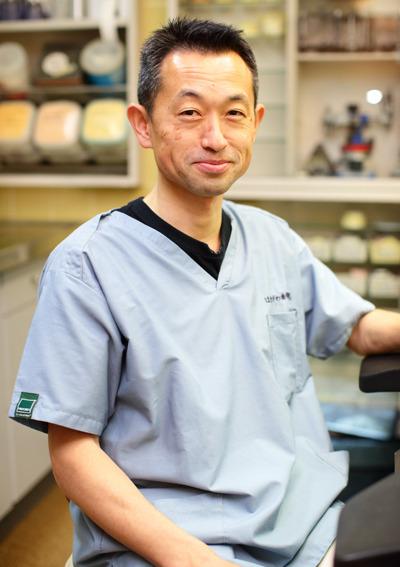 歯科技工士渋江俊(しぶえしゅん)